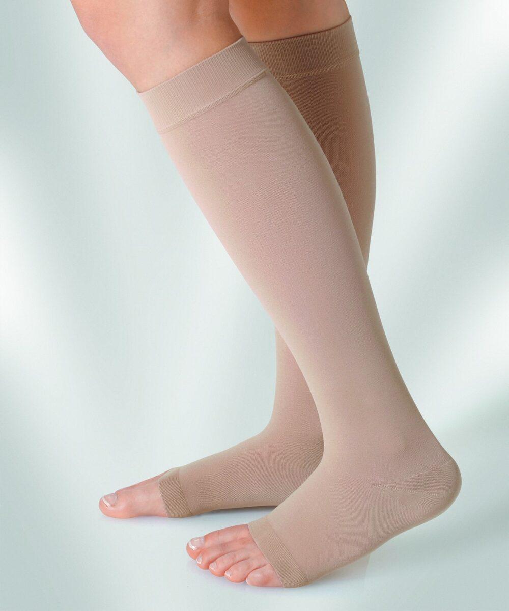 bfb78864b3e Juzo Soft 2002 knee-high medical compression stocking - Preston