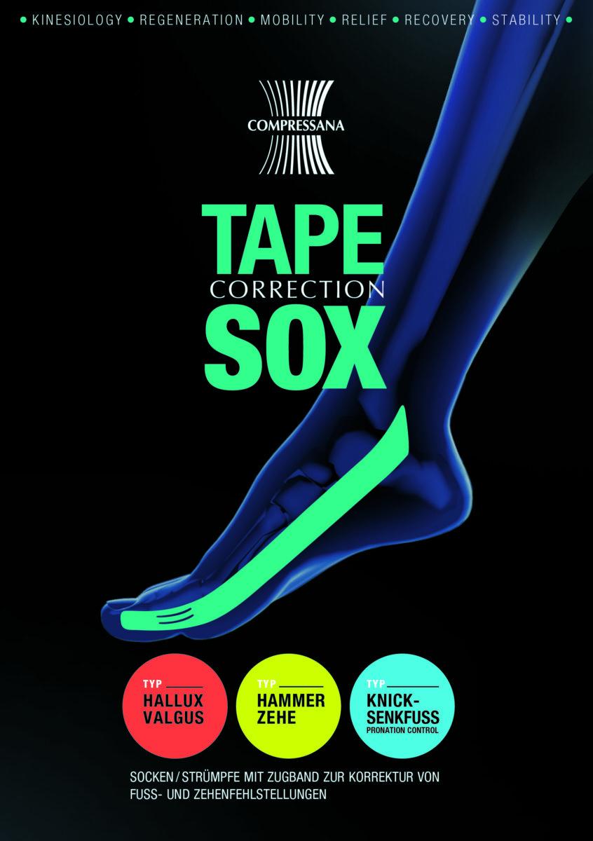 TAPE SOX / Vasaravarvas - Preston
