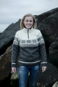 Ihana norjalainen villapaita